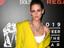 Кристен Стюарт стала лучшей актрисой десятилетия по версии Голливудской ассоциации кинокритиков