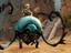 Guild Wars 2 - Как создавали маунта Roller Beetle