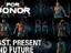 For Honor - Разработчики тизерят нового бойца