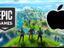 Apple встретила повышенную конкуренцию на рынке игр из-за Epic Games и намерена это заявить в суде