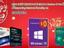 Новогоднее чудо: Windows 10 Pro бесплатно и Kaspersky Internet Security за полцены