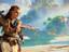 Horizon Forbidden West выйдет на PlayStation 4
