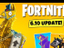 Крупное обновление в Fortnite
