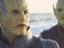 Верховный Разум и Талос в ролике «Капитана Марвел»