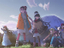 """""""Лагерь на свежем воздухе 2"""" - Полноценный трейлер аниме о отдыхе на природе в честь наступающего Нового года"""