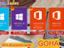 Дикие скидки на Windows 10(749 руб) и Office(1107 руб) до 80%