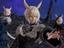 Dissidia Final Fantasy NT - Я'штола получает свой скин из FFXIV