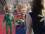 «Энтерпрайз», С-3PO и R2-D2, люди в черном, марсиане и Флэш Гордон в рекламе Walmart для Суперкубка