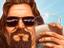 Большой Лебовски вернулся... в рекламе пива