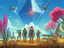 No Man's Sky - Игрокам стоит приготовиться к высадке титанов