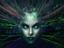 System Shock Remake - Демонстрация визуального стиля
