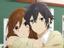 Взрослая романтика в аниме