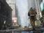 Игровой процесс The Day Before: перестрелка в Нью-Йорке