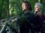 Съемочную площадку нового спин-оффа «Ходячих мертвецов» показали в новостном выпуске местного канала