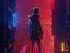 [Comic-Con@Home 2021] Первый трейлер аниме «Бегущий по лезвию: Черный лотос» от Adult Swim и Crunchyroll