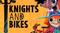 Knights and Bike - Приключенческая игра появится в Steam в этом месяце