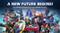 [gamescom 2021] Marvel Future Revolution — Состоялся релиз мобильной игры с открытым миром