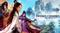 Swords of Legends Online - Новые трейлеры MMORPG, показывающие рейды и данжи