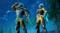 """Dauntless - """"Герои Остии"""" привнесли в игру омнигены и героические восхождения"""
