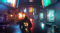 Предстоящая киберпанковская игра Vigilance 2099 получила игровые кадры
