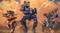 War Robots - Обновленная версия выйдет осенью 2020 года