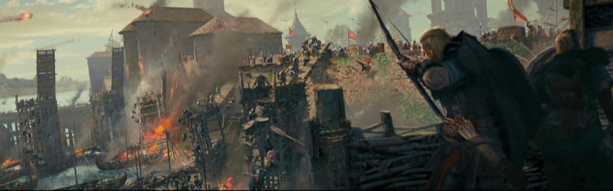 [Утечка] Assassin's Creed Valhalla — Итальянский магазин показал дату релиза дополнения «Осада Парижа»