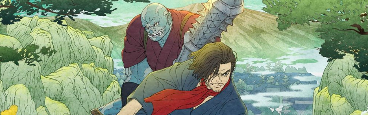 [Netflix Geeked Week] Каст аниме «Сумерки богов» Снайдера и анонс космохоррора от дизайнера Final Fantasy