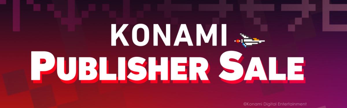 В Steam началась распродажа игр от издательства Konami