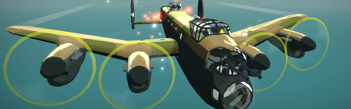 [Халява] Bomber Crew - Humble Bundle раздает бесплатные копии игры