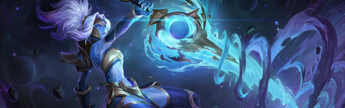 """Legends of Runeterra - Событие """"Темный горизонт"""" и первые облики для героев"""