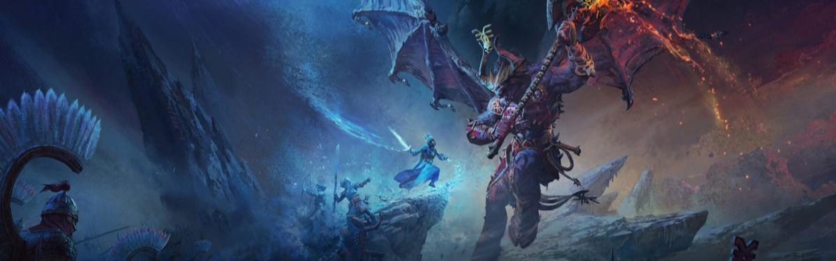 [Warhammer Skulls] Total War: WARHAMMER III — Первый трейлер адептов Кхорна. И DLC для второй части
