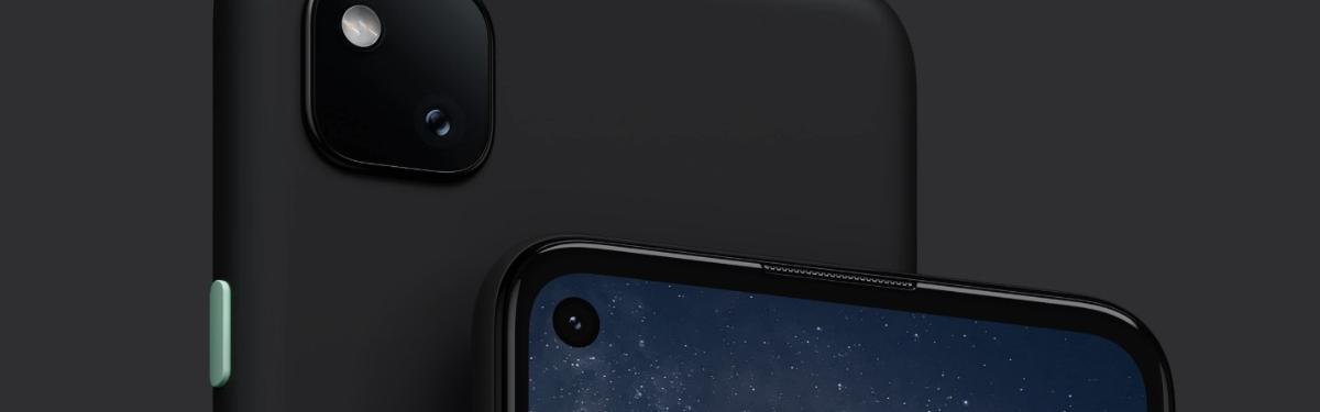 Google представила смартфон Pixel 4A, и он неожиданно дешевый
