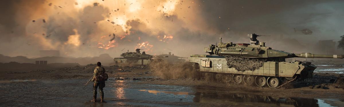 """""""Новые даты"""" по ОБТ Battlefield 2042 объявят до конца сентября"""