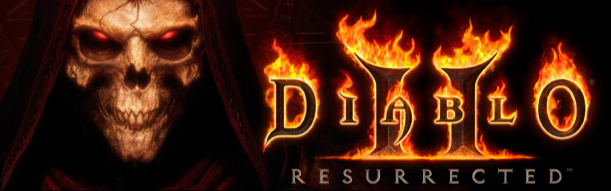 Стрим: Diablo II Resurrected - Осмотр альфа-версии