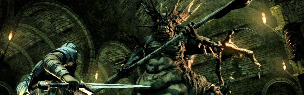 Сегодня Dark Souls отмечает свое 10-летие со дня релиза