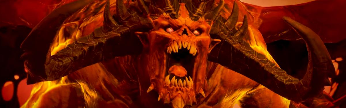 Total War: WARHAMMER III — Кровавые троны Кхорна в действии