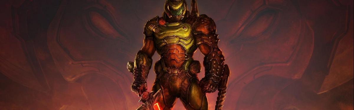 В Doom Eternal поиграли на холодильнике