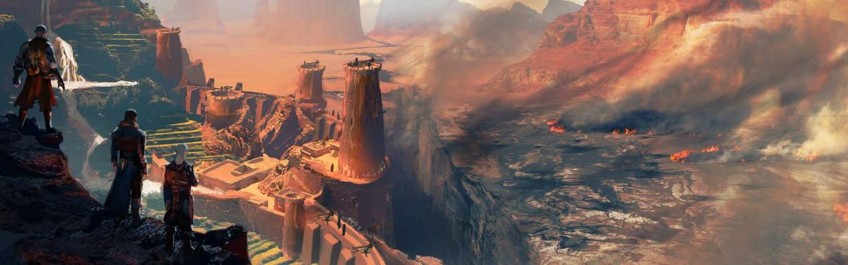 Бывший продюсер Dragon Age: Inquisition рассказал об открытом мире и проблематичном возвращении старых героев