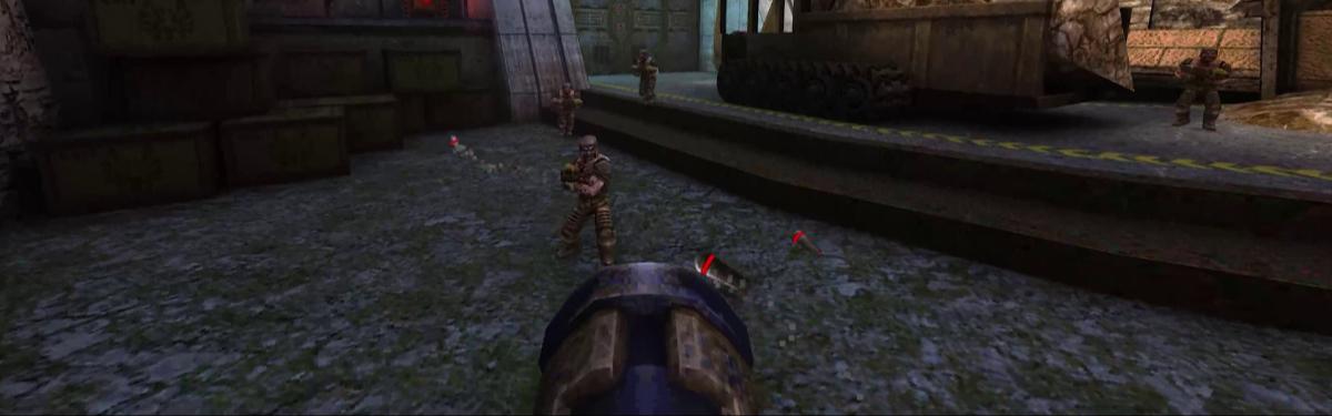 Ремастер Quake стал доступен на PS5 и Xbox Series X/S