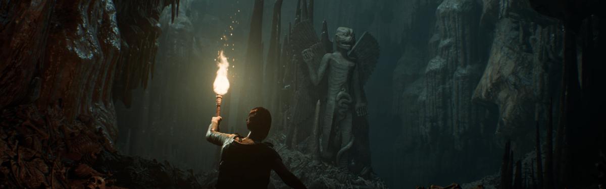 20 минут игрового процесса The Dark Pictures: House of Ashes с комментариями разработчиков