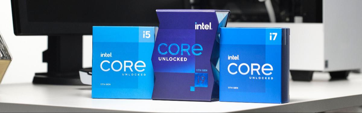 Обзор процессора Intel Core i7-11700K, тестирование в играх, сравнение с 10700K ч.1