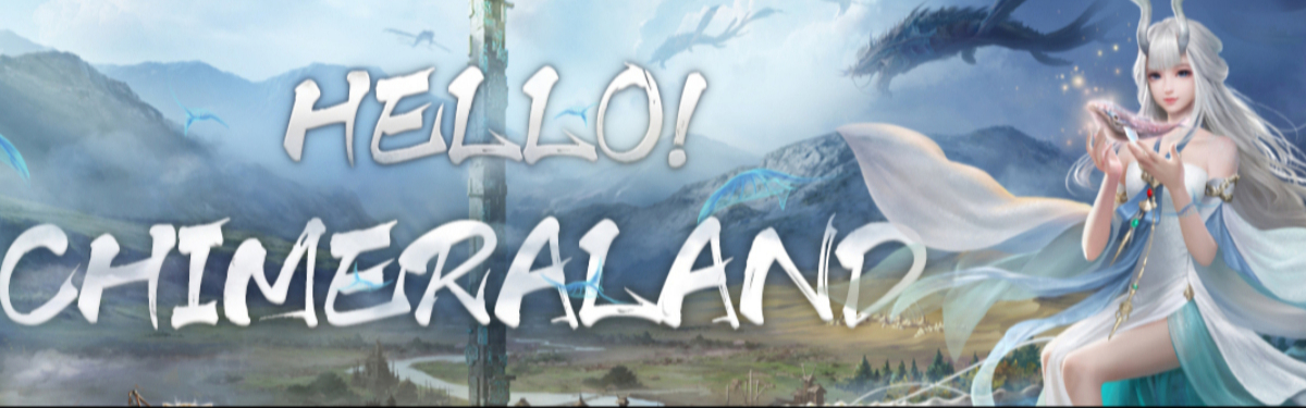 Chimeraland — Tencent Games готовит новую MMORPG для глобального рынка