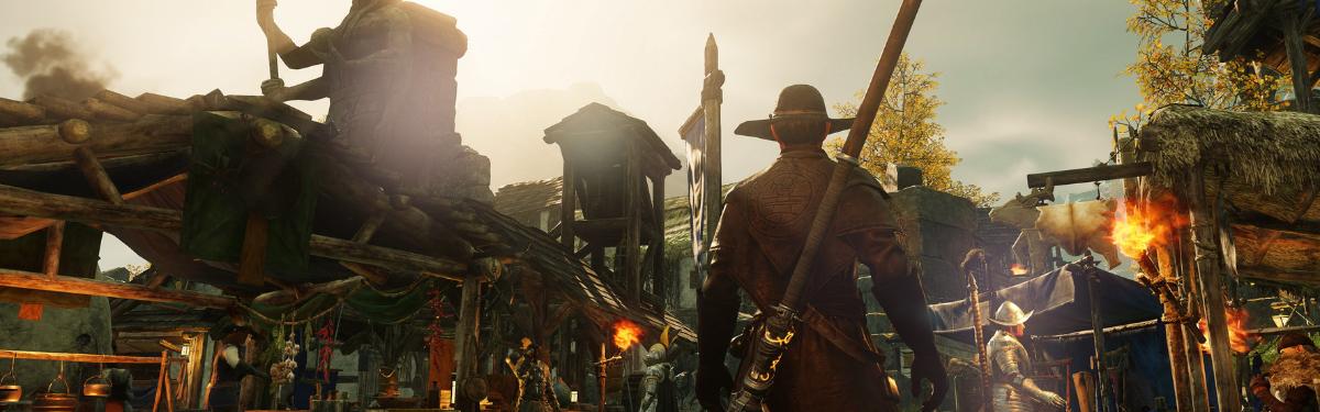 Amazon наконец выпустил в Steam MMORPG New World. Европейские серверы запущены