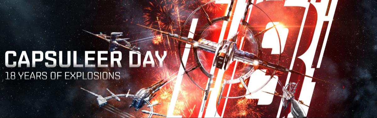 EVE Online — Расписание праздничных событий в честь дня рождения игры