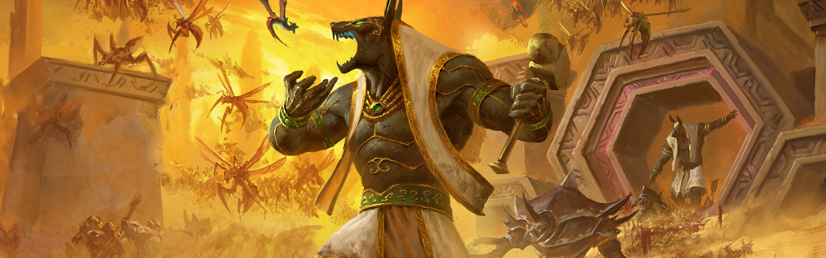World of Warcraft Classic - Подробности о готовящейся войне в Ан'Кираже