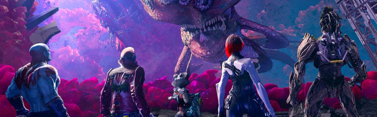 Трейлер ПК-версии Marvel's Guardians of the Galaxy: 8K, RTX, DLSS, HDR и все в том же духе