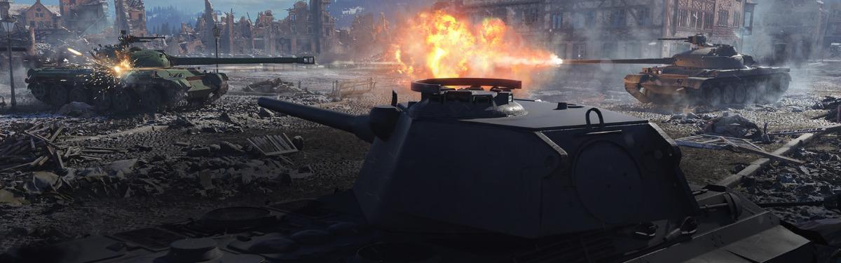 World of Tanks - Обзорное видео обновления 1.10.1