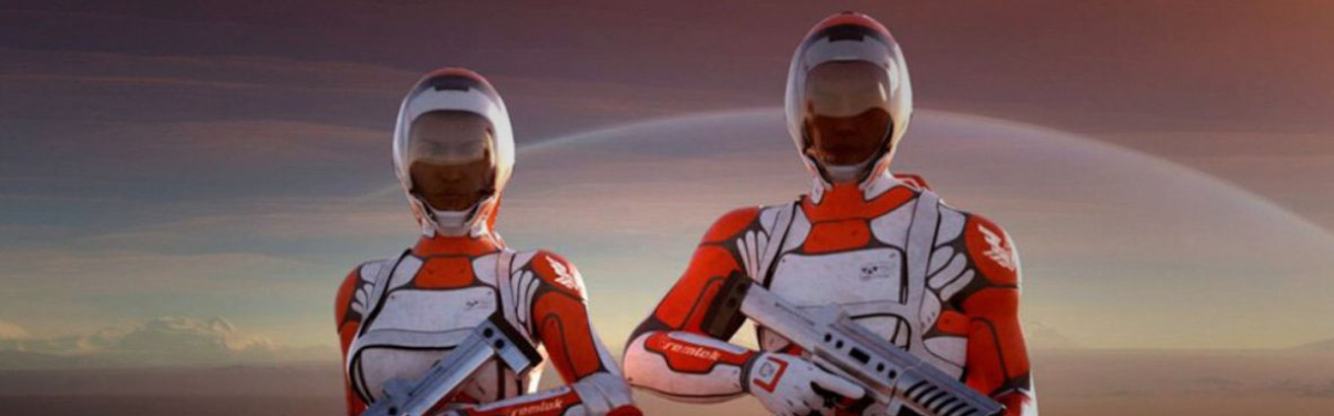 [Видео] GIF — вся правда про Odyssey в Elite: Dangerous