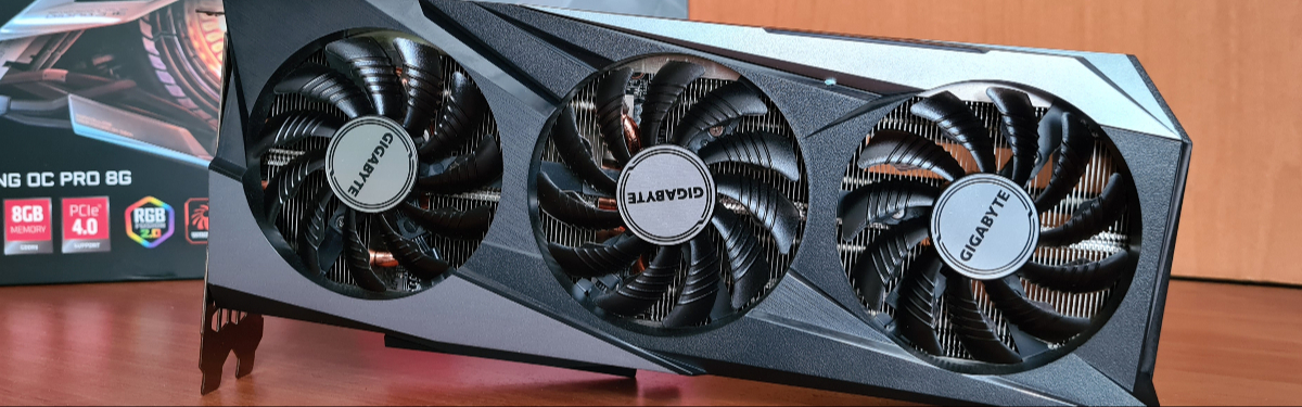 Обзор Gigabyte Radeon RX 6600 XT Gaming OC Pro