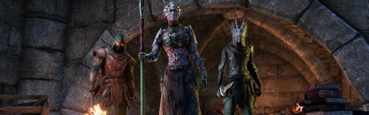 """The Elder Scrolls Online - Годовое приключение """"Врата Обливиона"""" началось с """"Огня амбиций"""""""